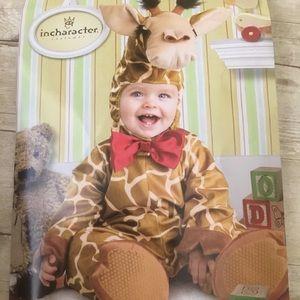 Baby Giraffe Costume 18-24 months 🦒 New!